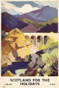 Scotland for the Holidays - London & North Eastern Railway - 1939